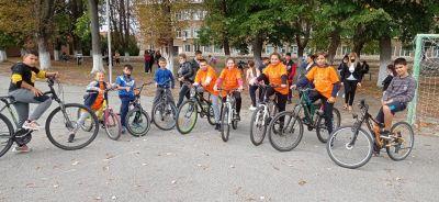 Европейска седмица на мобилността - СОУ Св. Св. Кирил и Методий - село Лехчево